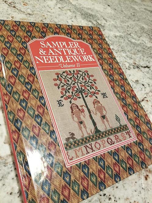 Sampler & Antique Needlework Vol. II - Charity Item
