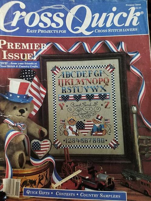 Cross Quick - Premier Issue