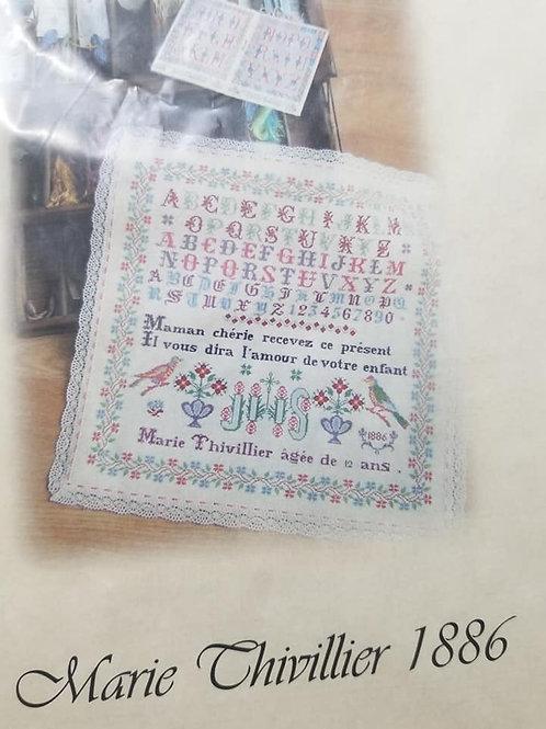 Marie Chivillier 1886 - Reflets de Soie