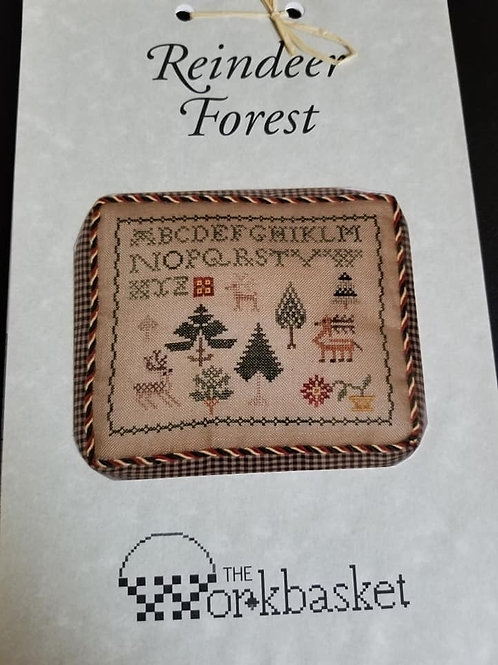 *Reindeer Forest - The Workbasket