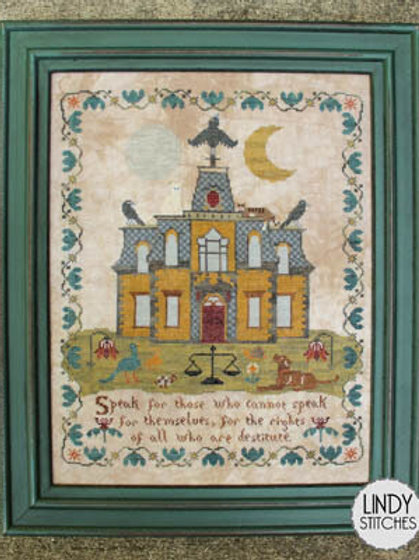 Emily's House - Lindy Stitches