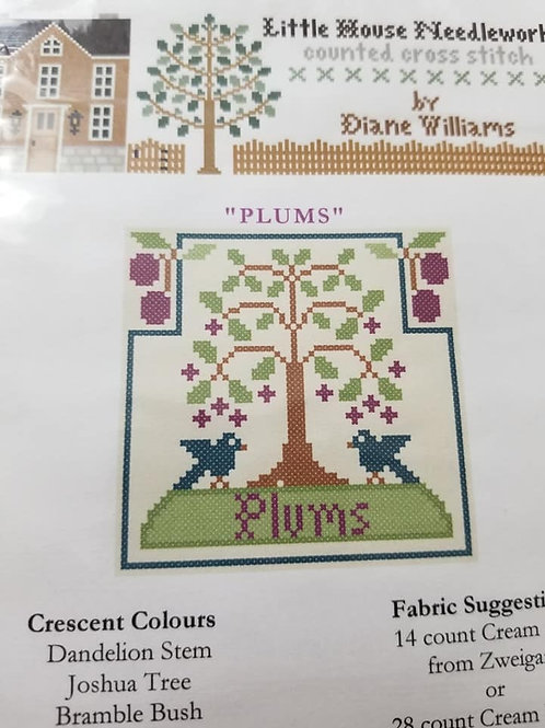 Plums - $2 Chart