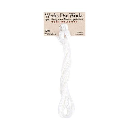 Whitewash - Weeks Dye Works