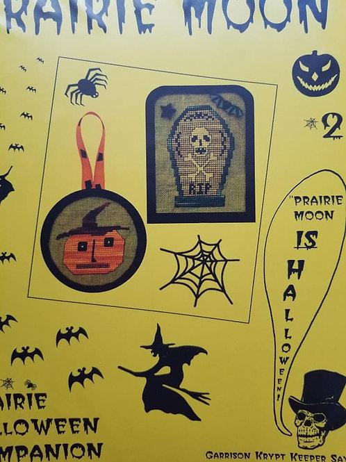 A Prairie Halloween Companion #2 - Prairie Moon