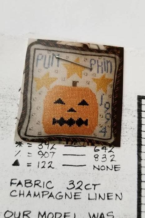One Big Pumpkin