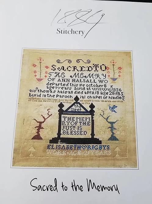Sacred To The Memory - PDF