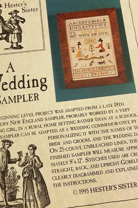 A Wedding Sampler