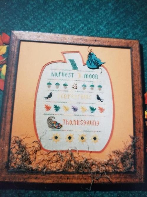 Pumpkin Sampler - $2 Charts