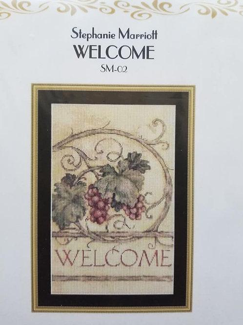 Welcome - Mystic Stitch