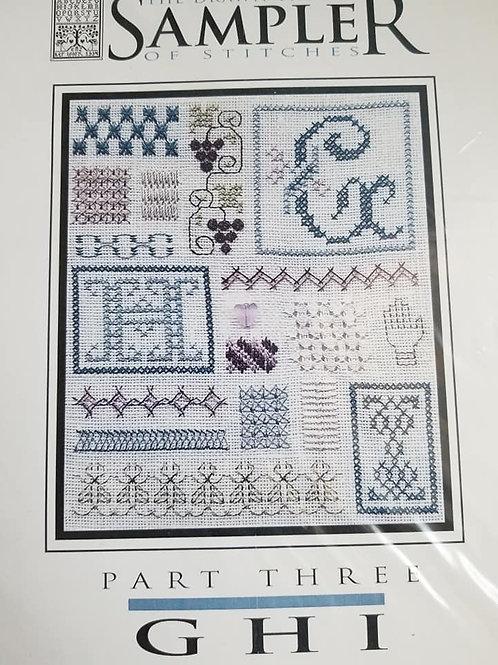 G H I - The Drawn Thread