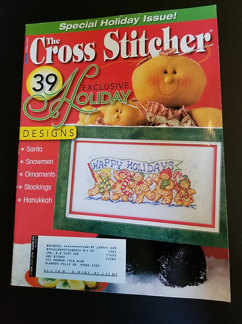 The Cross Stitcher - December 2006