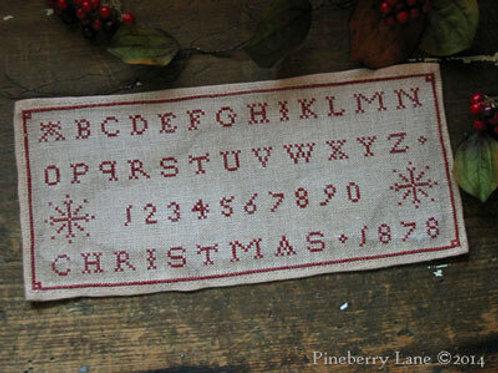 *Christmas 1878 - Pineberry Lane