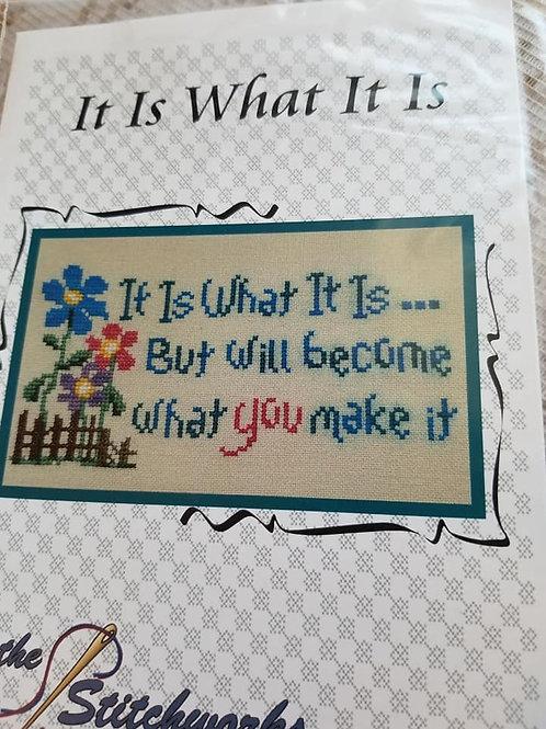 It Is What It Is... - $2 Chart