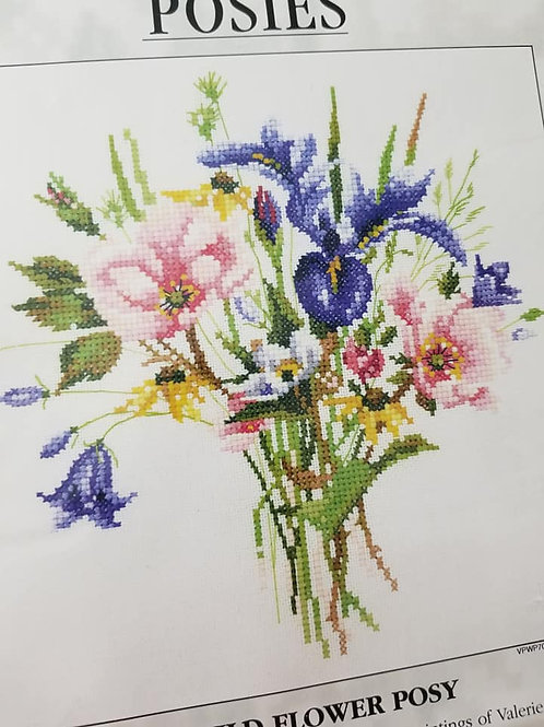 Wild Flower Posy - Valerie Pfeiffer