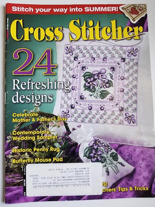 Cross Stitcher - June 2009