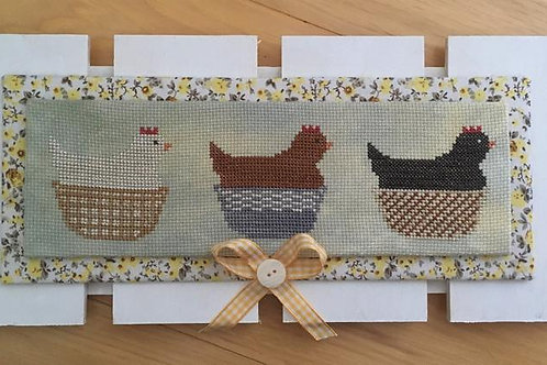 Henrietta & Friends - Darling & Whimsy Designs