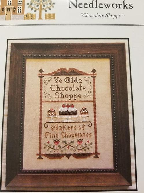Chocolate Shoppe - Little House Needleworks