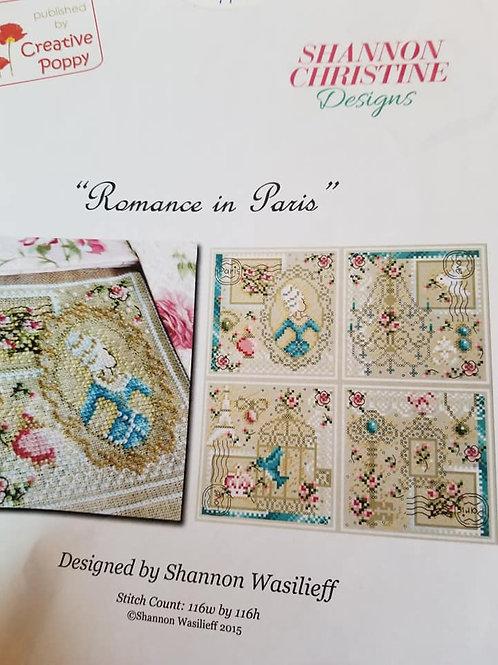 Romance In Paris - Shannon Christine