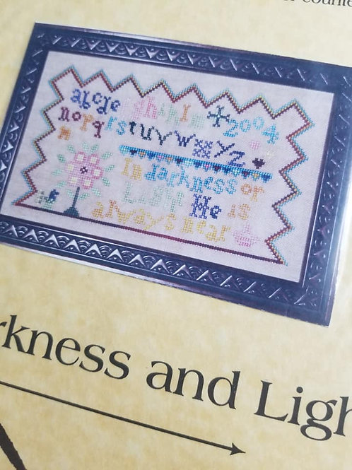 Kindness and Light - Praiseworthy Stitches
