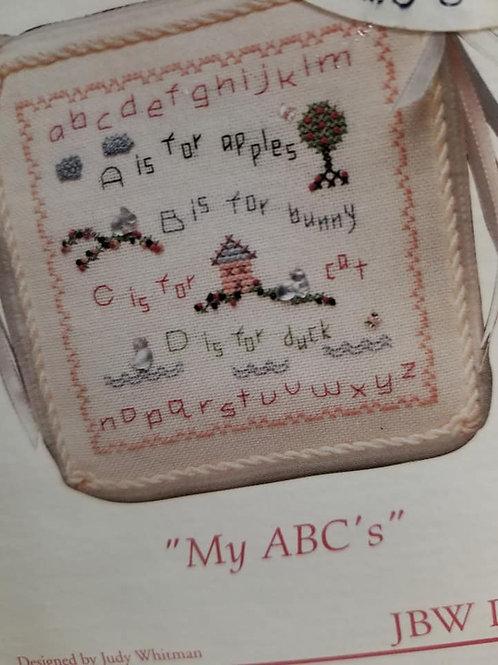 My  ABC's - $2 Chart
