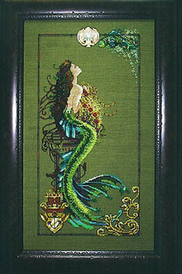 Mermaid of Atlantis - Mirabilia