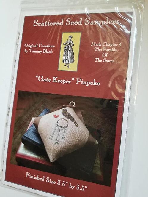 Gate Keeper Pinpoke - Scattered Seed Samplers