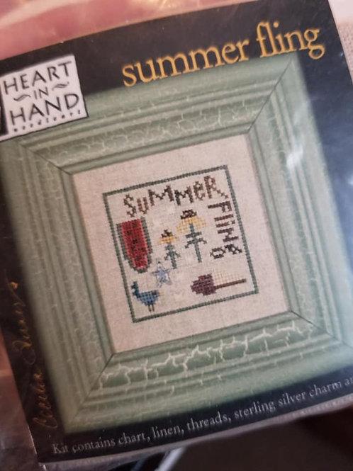 Summer Fling - Heart In Hand