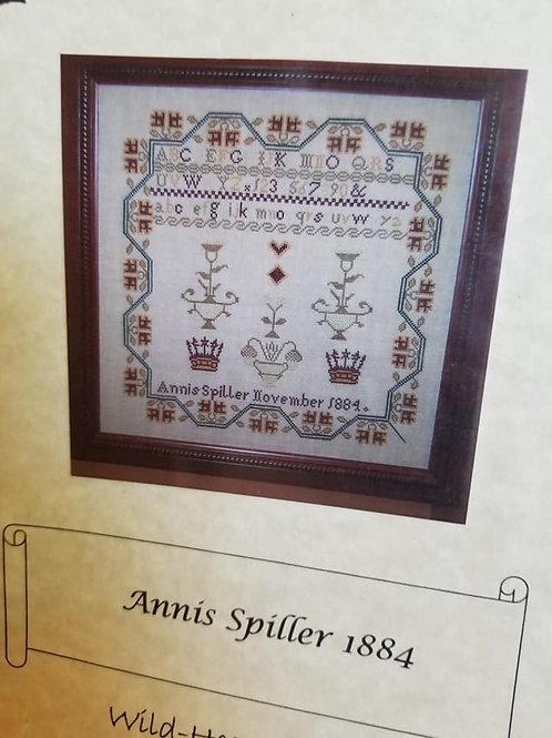 Annis Spiller 1884 - Wild Heart Designs