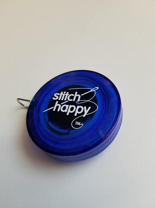 Stitch Happy tape measure
