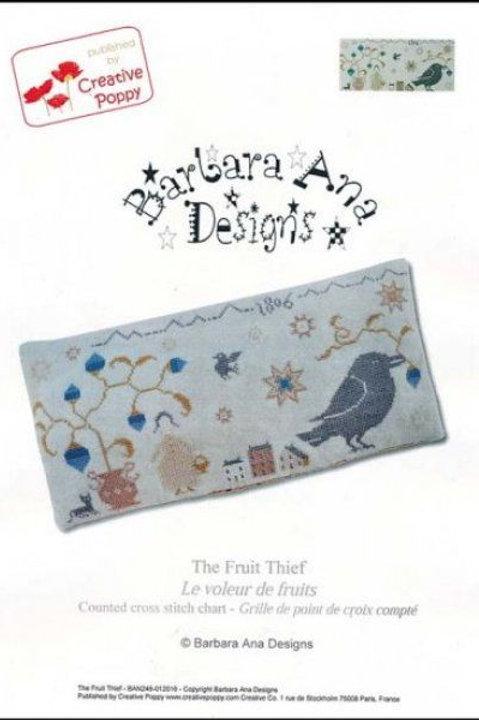 *The Fruit Thief - Barbara Ana Designs
