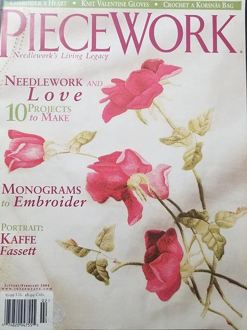 Piecework - January/February 2004