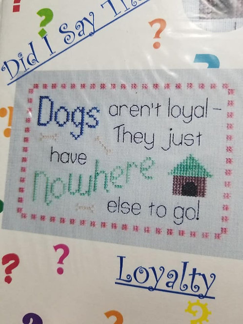 Loyalty - Jodi Evans