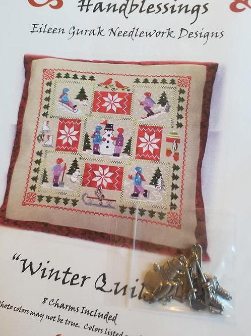 Winter Quilt - Handblessings