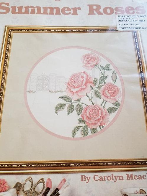 Summer Roses - $2 Chart