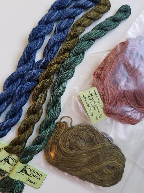 Gumnut Yarns (Set of 6)