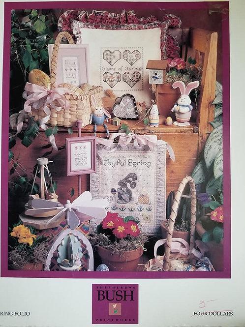 Spring Folio - $2 Charts