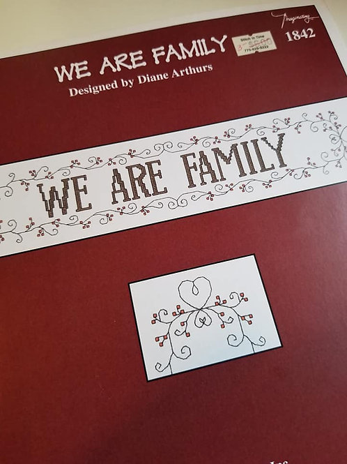 We Are Family - $2 Charts