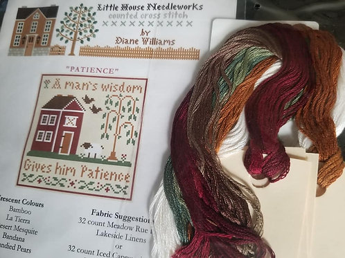 *Patience - Little House Needleworks