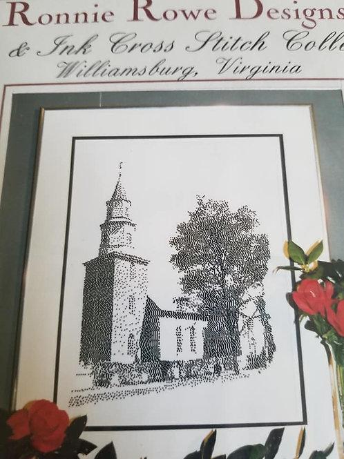 Bruton Parish Church - Ronnie Rowe Designs