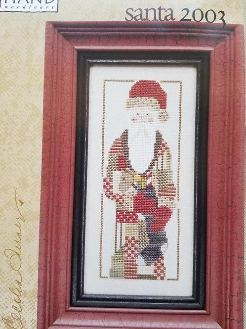 Santa 2003 - Heart In Hand
