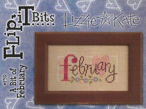 Flip It Bits (A Bit of February) - Lizzie Kate