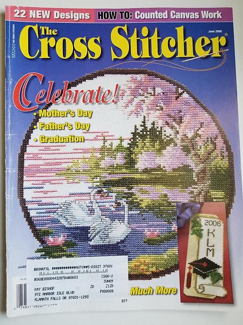 The Cross Stitcher - June 2006