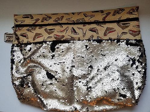 Animal Print/Mermaid Sequin Bag