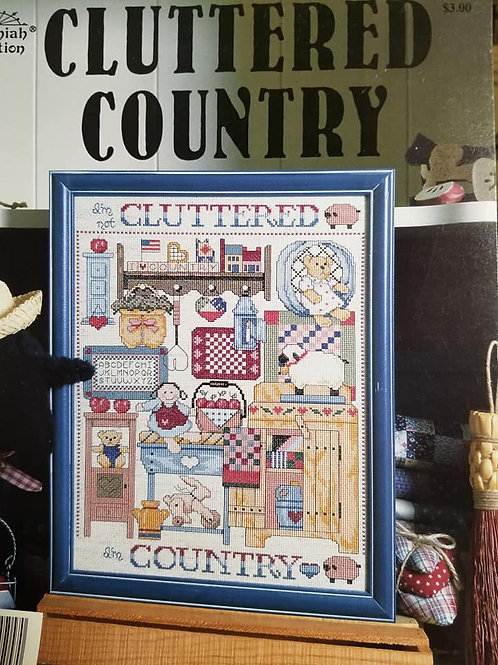 Cluttered Country - $2 Chart