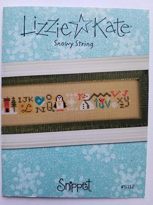 Snowy String - Lizzie Kate