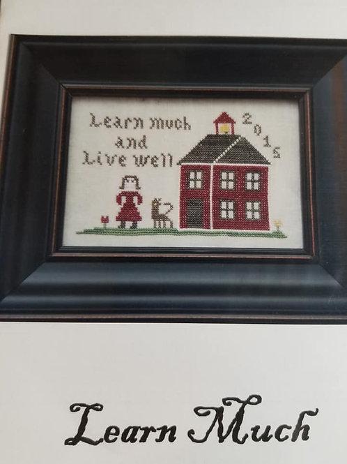 Learn Much - $2 Chart