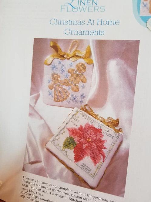 Christmas At Home Ornaments - $2 Chart