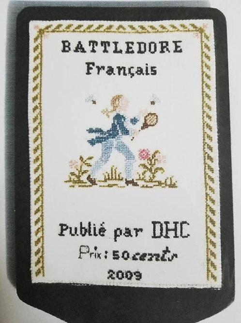 *English Battledore - $2 Chart