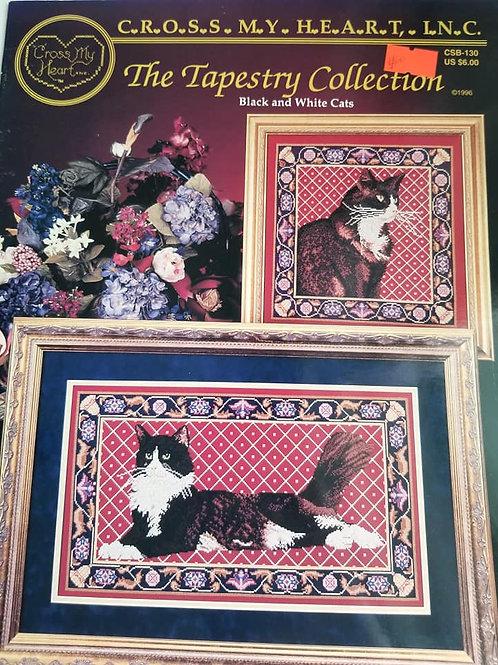 Black & White Cats - $2 Charts