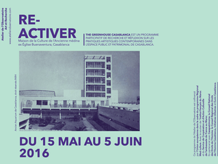 Re-activer : Les rencontres @ The Greenhouse Casablanca